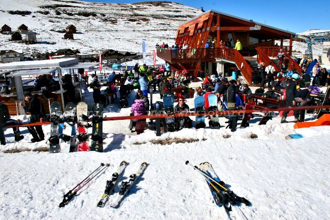 Afriski Mountain Lodge Restaurant in Lesotho