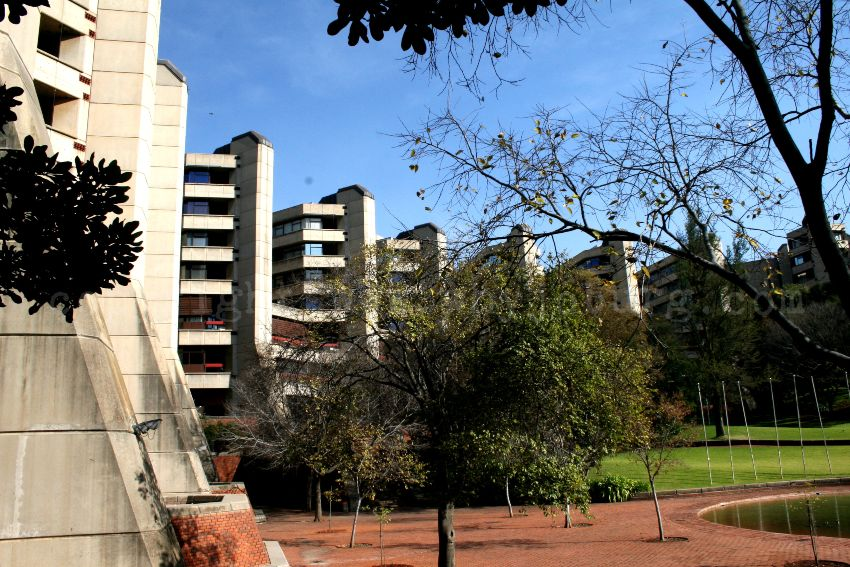 The University of Johannesburg Campus in Johannesburg