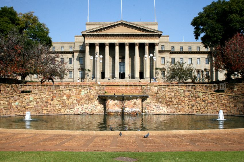 University of the Witwatersrand in Johannesburg