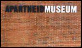 Apartheid Museum Sign, Johannesburg