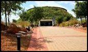 Maropeng Entrance Cradle of Humankind
